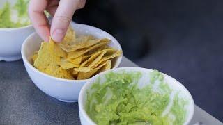 Hot Plate Keeping Guacamole Green