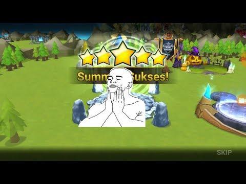 Summoners War - Friend Summoning - Crazy Lightning