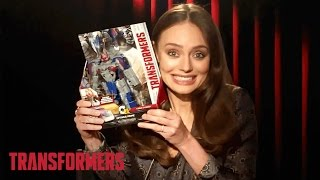 Transformers: The Last Knight - Ft. Laura Haddock 'Reveal Your Shield'