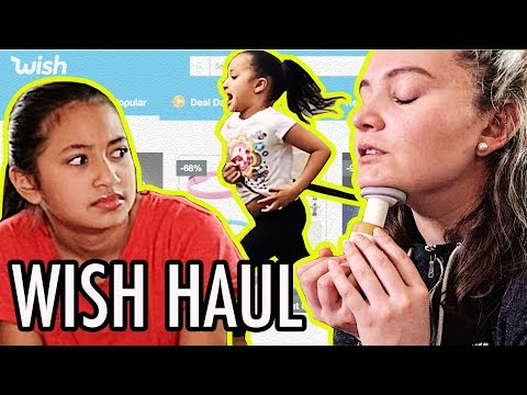 Testing Weird Fitness Gadgets From Wish | WISH HAUL