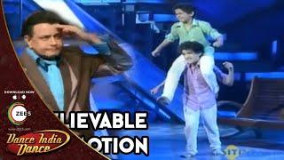 Faisal Khan & Rohan pull off an UNBELIEVABLE SLOW-MOTION Dance Performance! #Dance