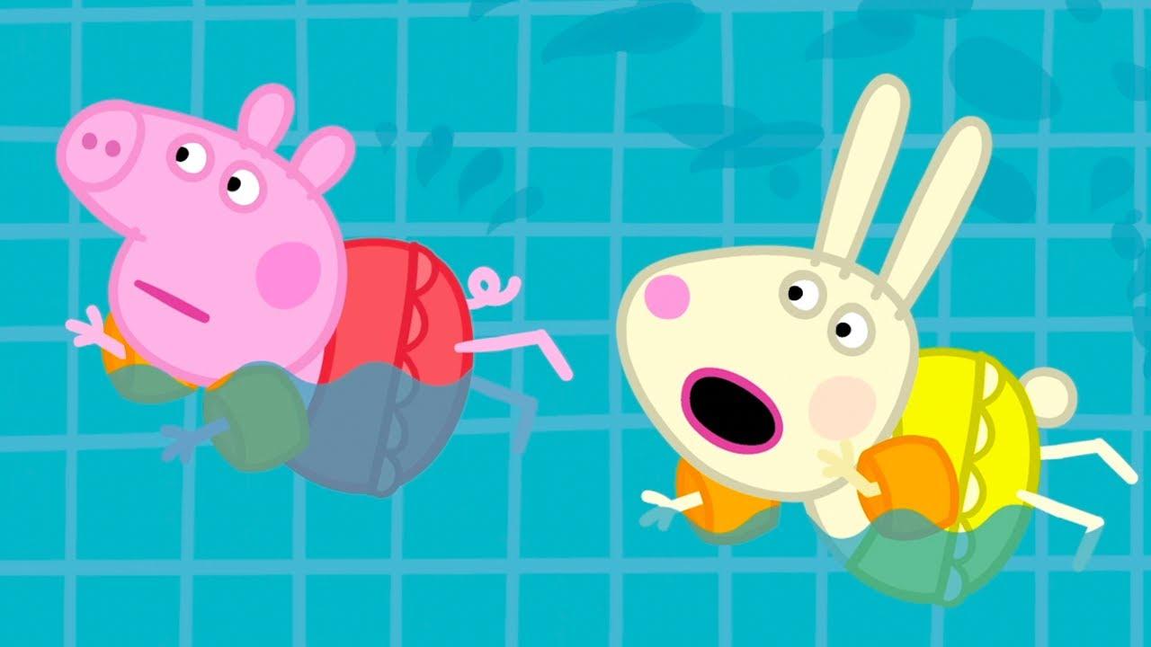 Schwimmen mit Peppa Wutz 🌊 Cartoons für Kinder 💧 Peppa Wutz Neue Folgen