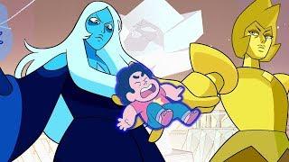 Yellow Diamond & Blue Diamond Are Still Villains?! [Steven Universe Theory] Crystal Clear