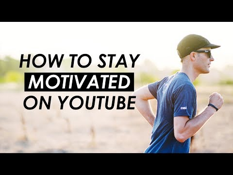 How to Stay Motivated on YouTube (When You Have a Full-Time Job or School)