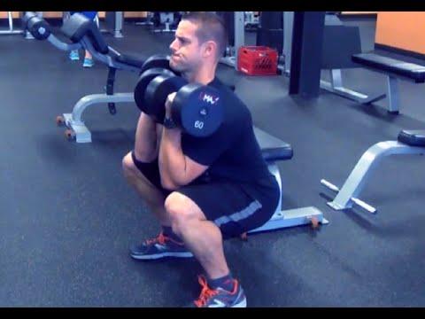 Leg Workout [Dumbbell Only] for Strength & MASS