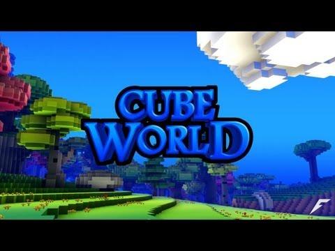 Cube World [Alpha] Trailer