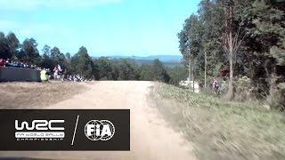 WRC - Kennards Hire Rally Australia 2016: ONBOARD Mikkelsen Shakedown