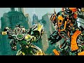 Transformers dark of the moon  Bumblebee vs Soundwave (1080pHD VO)