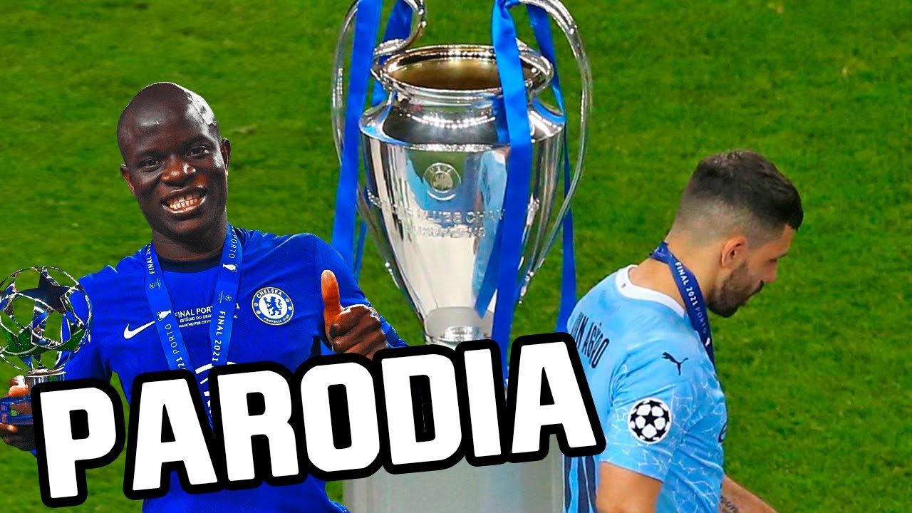 Canción Manchester City vs Chelsea 0-1 (Parodia Lil Nas X - MONTERO (Call Me By Your Name))