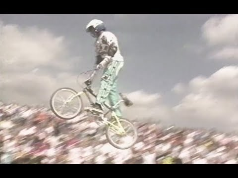 Charlie Reynolds Aerial 720 Attempt 'BMX Euro Champs'