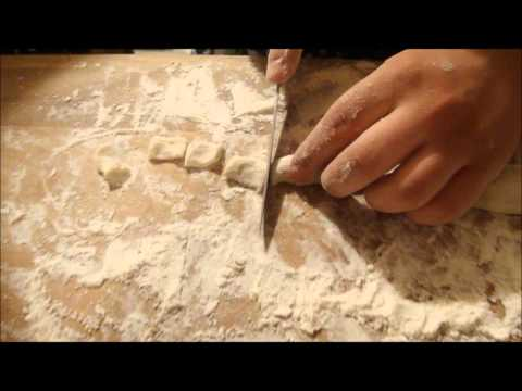 How to Make Homemade Cavatelli