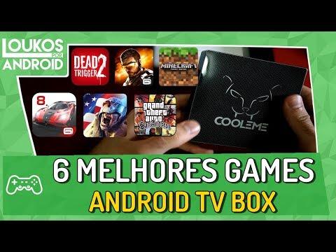 6 MELHORES JOGOS PARA ANDROID TV BOX - Cooleme MB3