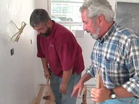 How to Install Radiant Floor Heating - Victorian Kitchen Remodel in Rowley, MA - Bob Vila eps.3104