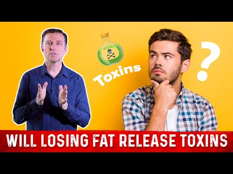 Will Losing Fat Release Toxins Into Your Body on Keto and Intermittent Fasting?