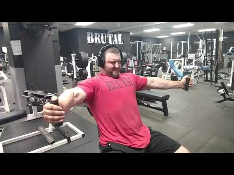Brutal Iron Gym - Extreme Time Under Tension Sets for Mind-Muscle Connection ( see description)