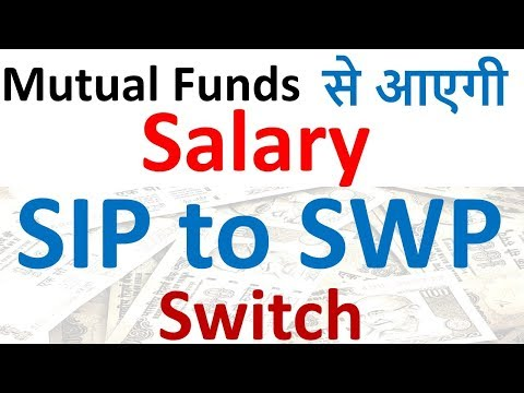 Monthly Income From Mutual funds | Switch From SIP to SWP | How to Switch Mutual funds Online