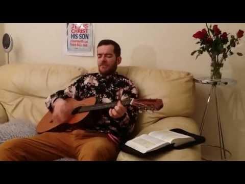 Homeless Preacher - How to serve God? London 2015. (1)