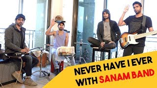 Sanam Band Plays Never Have I Ever With POP Diaries | Exclusive Interview