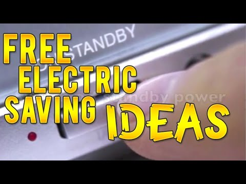 Easy Ways To Reduce Electricity Bill
