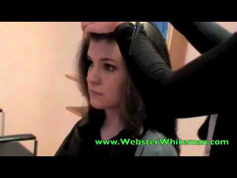 Big and Bouncy Curls with GHD's
