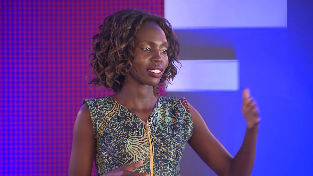 HOW I ESCAPED CHILD MARRIAGE TO BECOME A WOMEN'S RIGHTS ACTIVIST   Mercy Akuot   TEDxKakumaCamp