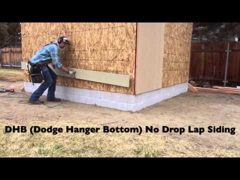 How To Install Lap Siding