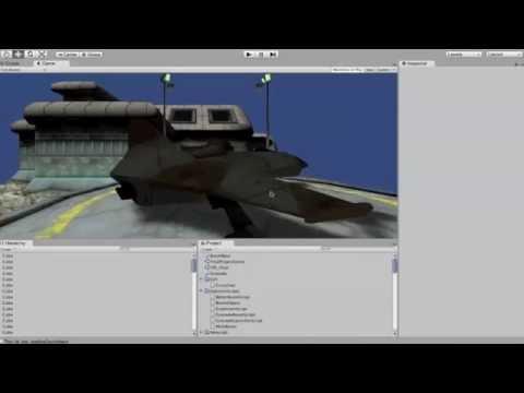 Unity 3D Explosive Barrels