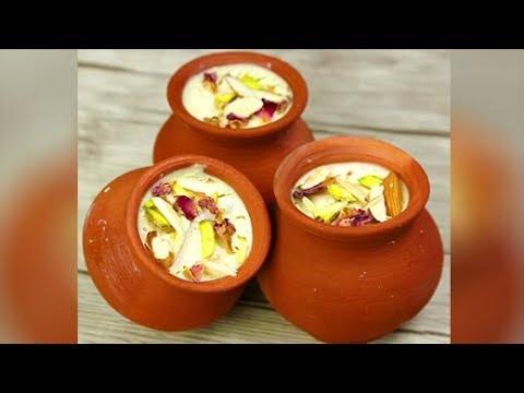 How To Make Matka Malai Kulfi at Home | Homemade Matka Malai Kulfi Recipe | Indian Ice Cream Recipe