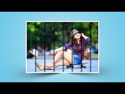 How To Design a Photo Album - Photoshop Tutorial