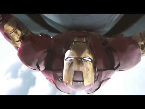 Dogfight - Iron Man