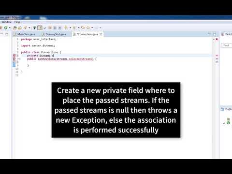 Java - Developping a RAT - EPISODE #3 Gathering client info