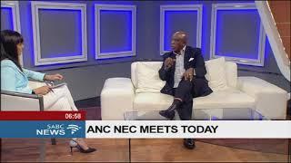 ANC NEC meets today