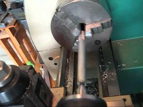 part 3...G0602...Making a muzzleloader bullet starter on a lathe