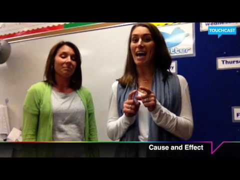 Cause and effect 3rd grade