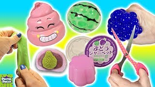 Download Cutting Open Squishy Toys! Slime Mesh Ball And A Crazy Crunchy Squishy!? Doctor Squish Video