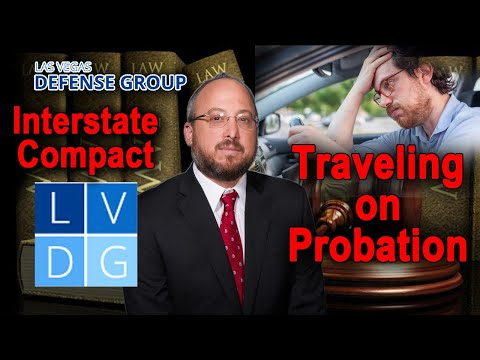 Can I serve my Nevada probation in another state?