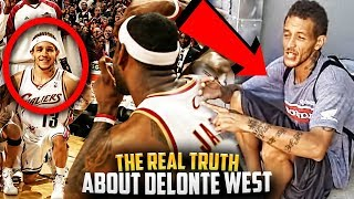 The TRAGIC TRUTH About Delonte West...