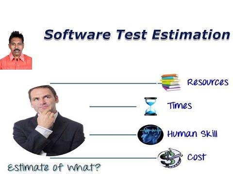 Software Test Estimation