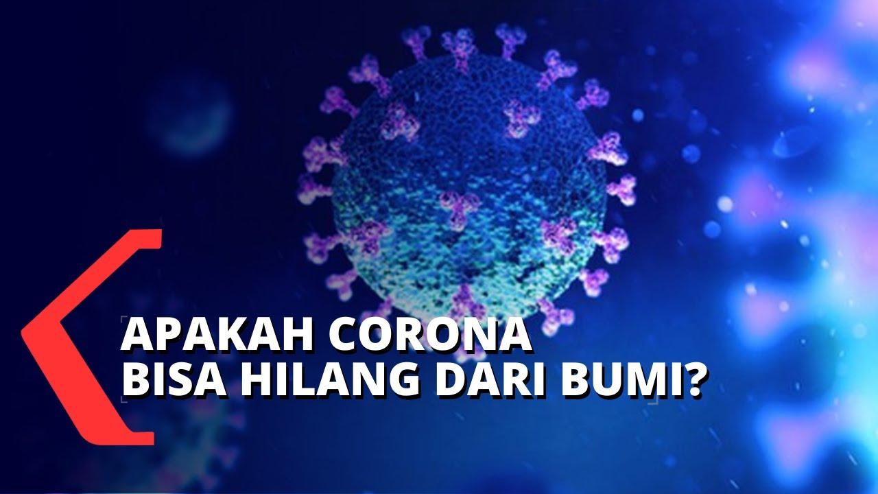Varian Corona Inggris Ditemukan di Indonesia, Covid-19 Tak akan Hilang dari Dunia?