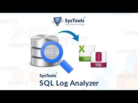 How to View SQL Server Transaction Log