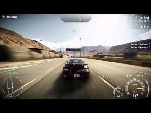Need for Speed Rivals epic near miss