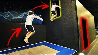 OBSTACLE COURSE RACE In Worlds LARGEST Trampoline Park!! | JOOGSQUAD PPJT