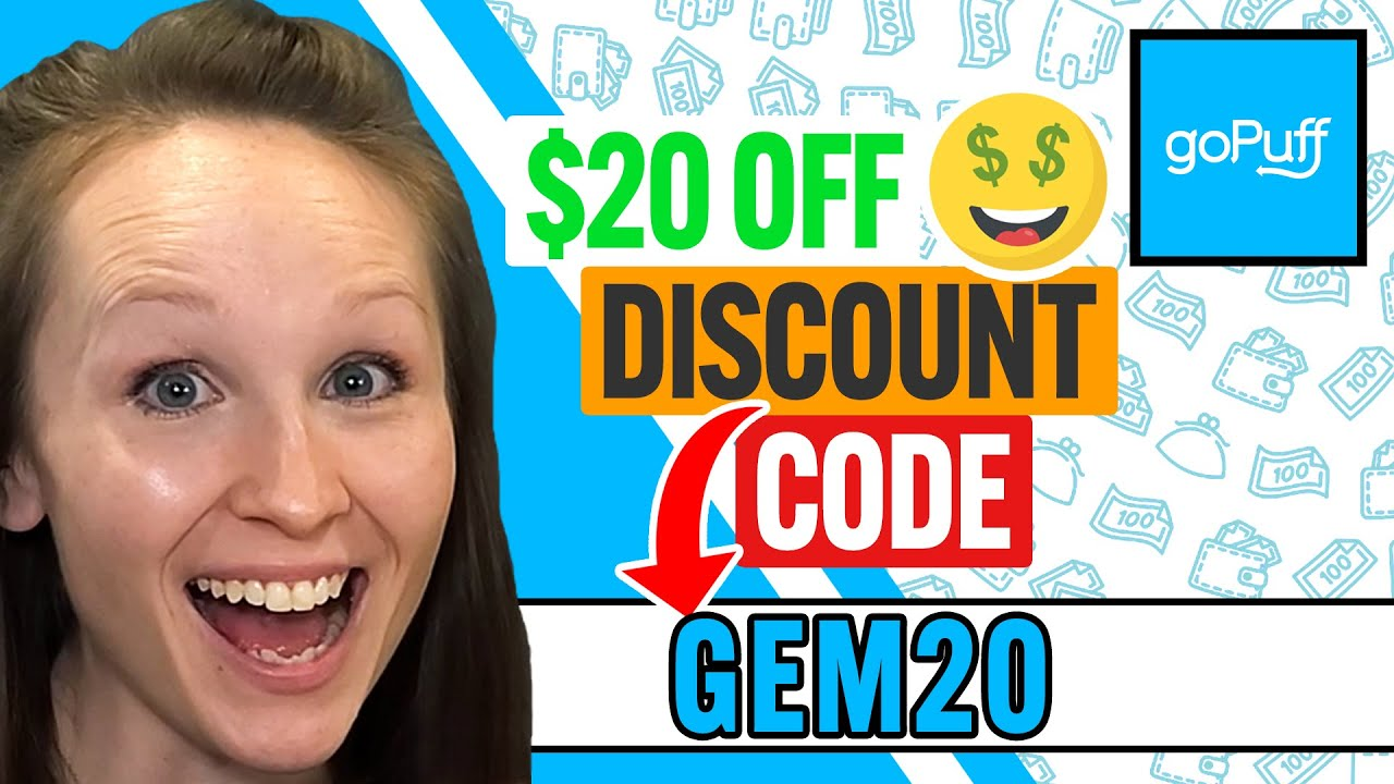 🛒 $25 goPuff Discount Code: Best Deal for Free Food   Promo & Coupon Codes   100% Works! (2021)