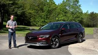 Buick Regal Tourx 2018 Full Review With Steve Hammes
