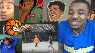 NOT ONE FREAKING COMPLIMENT! Demigod Reacts To My 1v1 Against DDG!