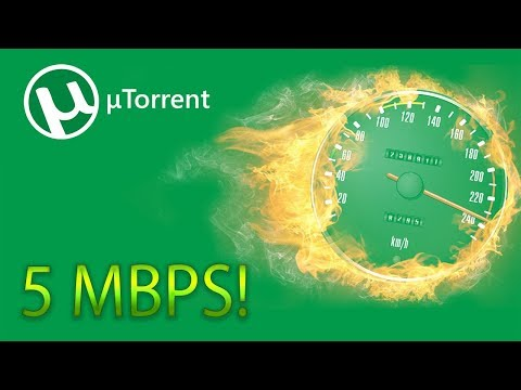How to increase speed of torrents?(Tips & Tricks)