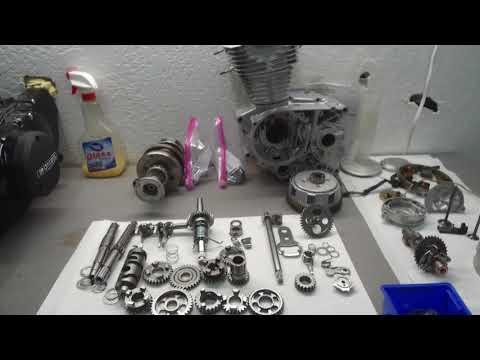 DIY MOTORCYCLE ENGINE REBUILDING SERVICES