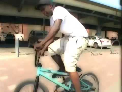 Bmx Trick Guide - Fakie Roll Back