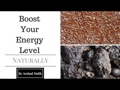How To Boost Energy Level For Workout | Boost Your Energy Naturally By Arshad Malik