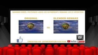Download Warner Bros Pictures logo (2018-Present) remake (2019 Updated) Video